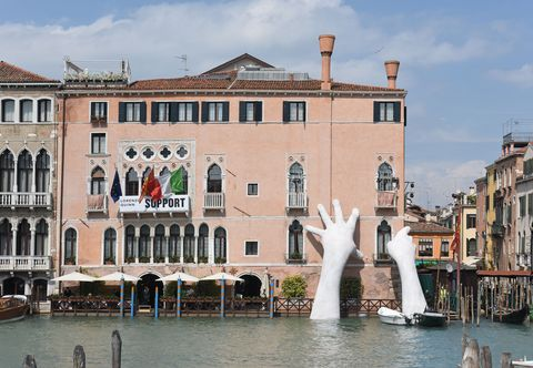Support Venice Biennale