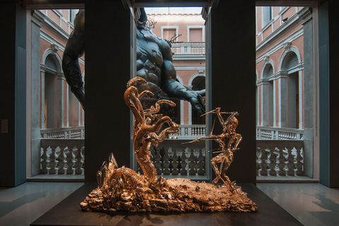 Damien Hirst Venice Biennale
