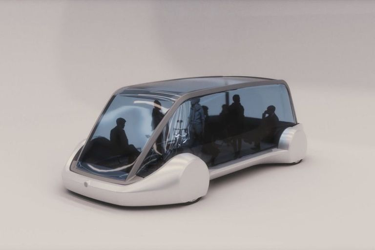 Elon musks vision for your commute 125 mph underground cars with elon musk car publicscrutiny Choice Image