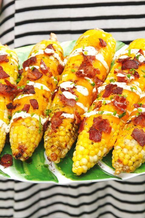 Cheddar Bacon Ranch Corn Vertical