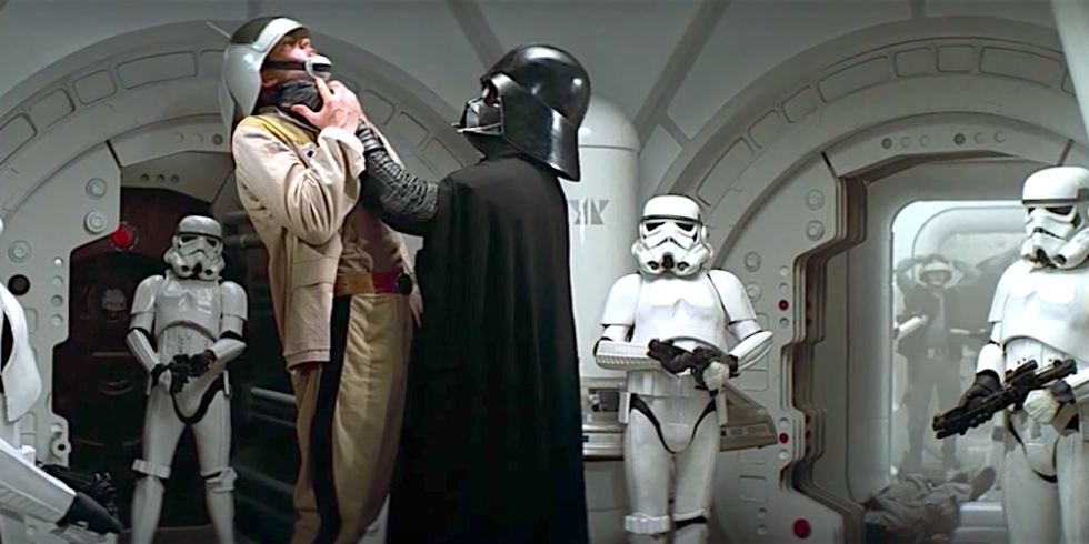 Was The Original 'Star Wars' A Horrible Movie Saved By Good Editing?