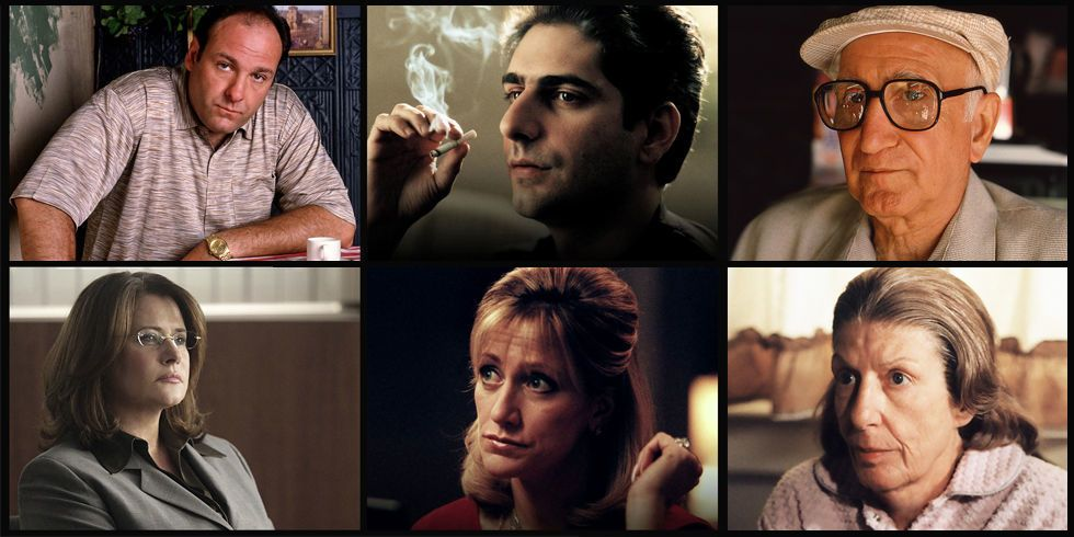 Burning Series Sopranos