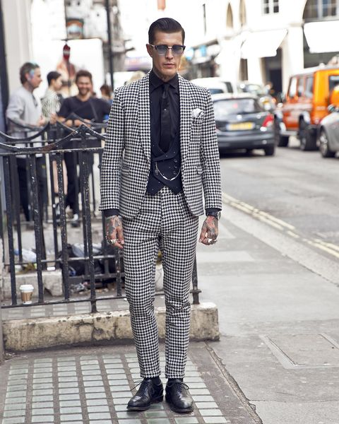 a7f1f382d231 All The Best Street Style From London Fashion Week Men s 2017
