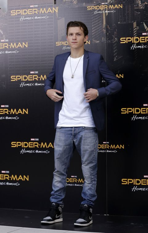 'Spiderman's' Tom Holland Just Made Every Young Man Style ...