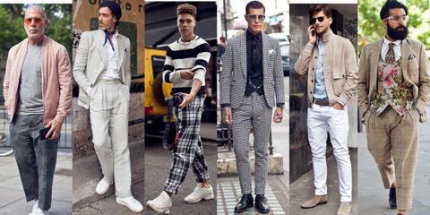 f64ff5062e50 All The Best Street Style From London Fashion Week Men s 2017