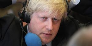 Boris Johnson radio interview