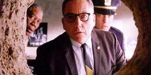 The Shawshank Redemption plot hole tunnel