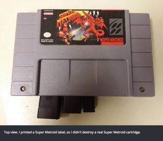 Some Clever Redditor Managed To Build A Mini SNES Out Of A