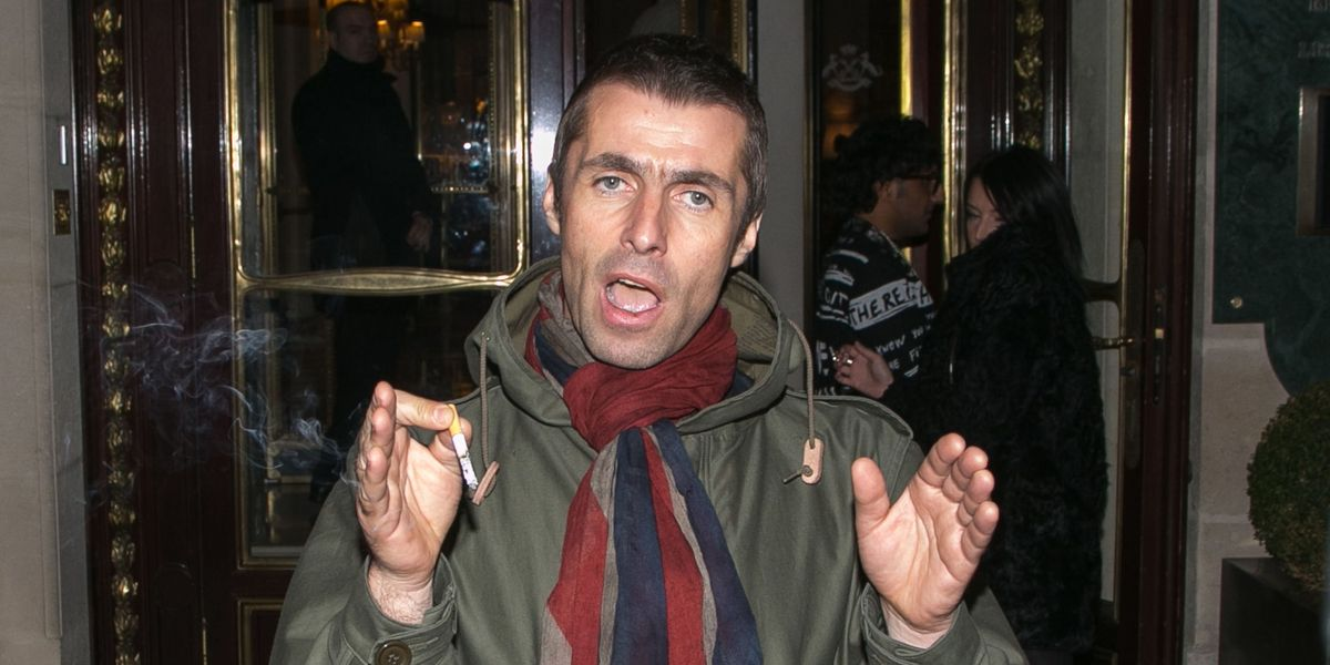 Liam Gallagher Says He'd Rather 'Eat His Own S***' Than Watch U2