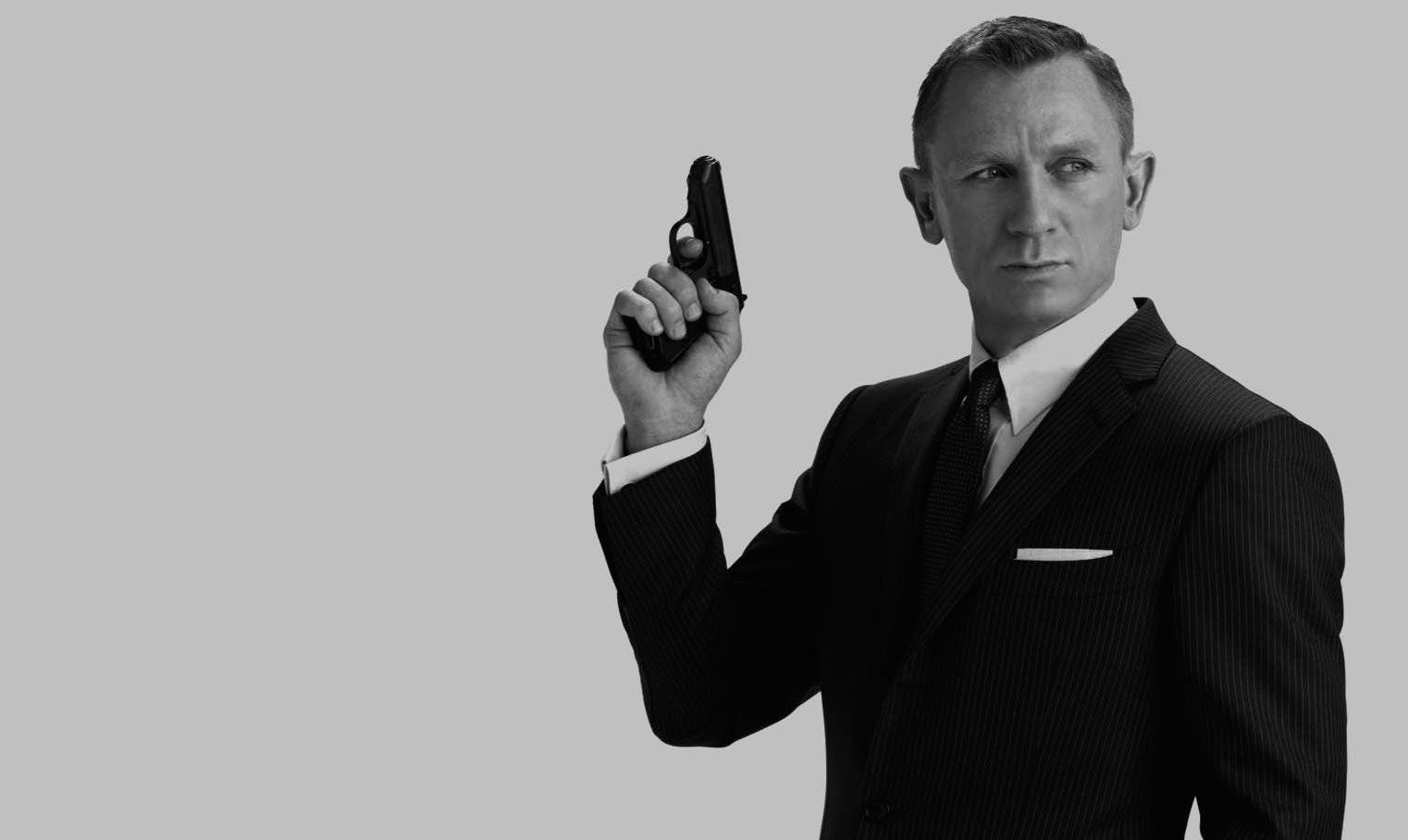 Watch: Daniel Craig Confirms He's Returning As James Bond for the Fifth Time