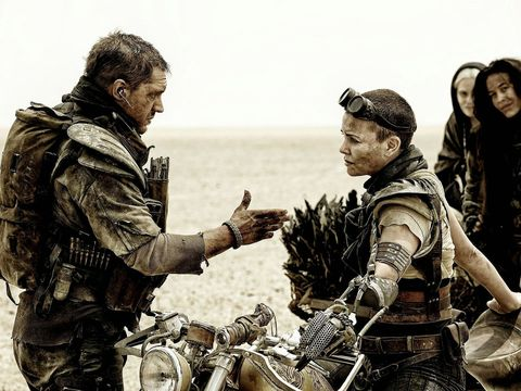 4c292d86526 Charlize Theron Says That The Script For A 'Mad Max' Furiosa Prequel ...