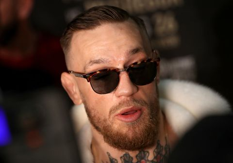 Conor McGregor Is Unsure Of Which Football Team He Supports