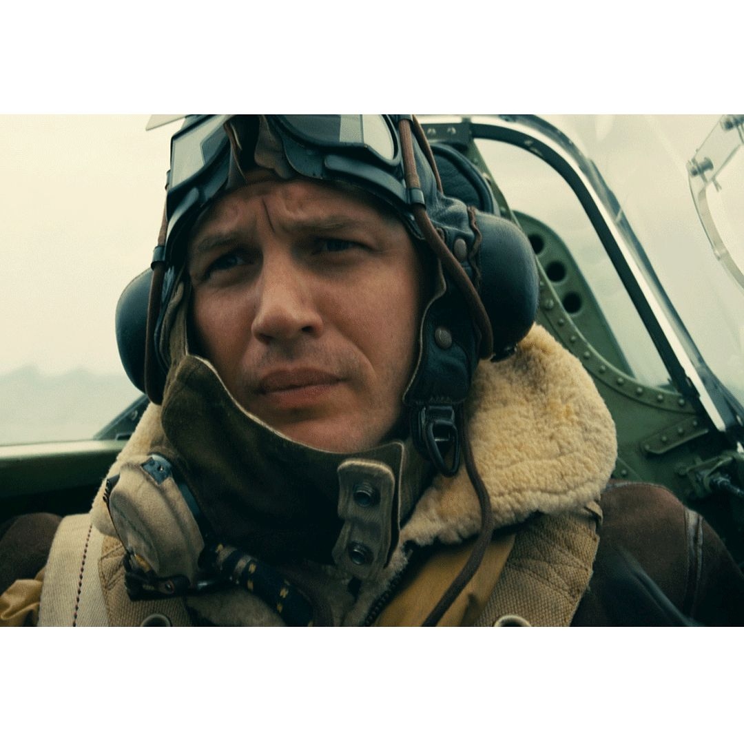 Tom Hardy's Performance In 'Dunkirk' Is A Reminder Why He's