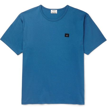 Blue, Product, Sleeve, Text, White, T-shirt, Line, Aqua, Electric blue, Teal,