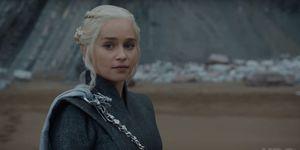 Daenerys Targaryen in Game of Thrones season 7 episode 4