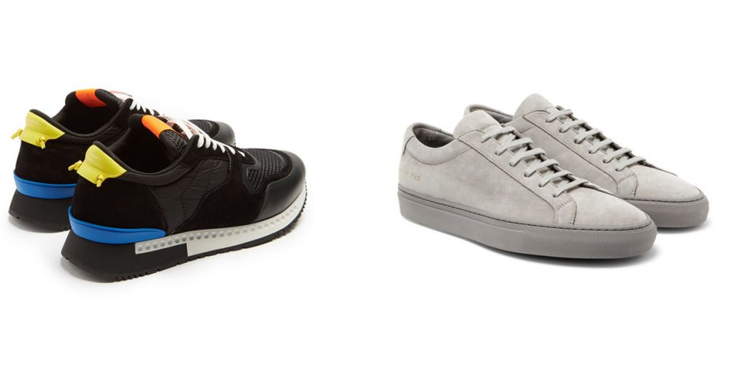 Luxury trainers for men