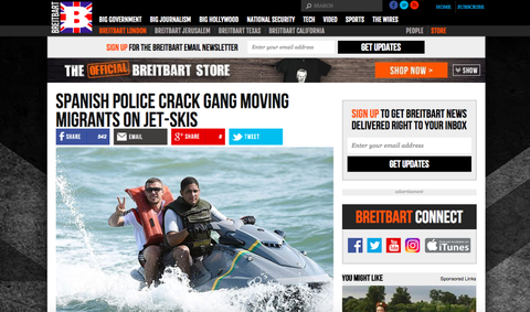 Far-Right Website Breitbart Has Confused Lukas Podolski With