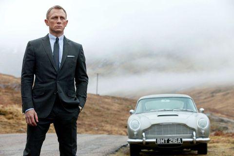 Daniel Craig S Most Memorable James Bond Style Moments
