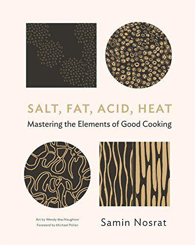 Salt fat acid heat