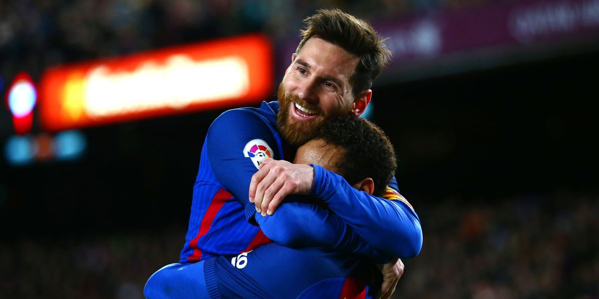 Lionel Messi's Final Words To Neymar Were Actually Quite Heartbreaking