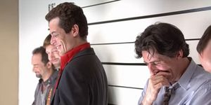 The Usual Suspects laughing linep farts
