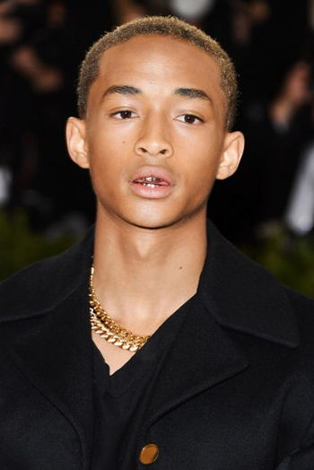 <p>A bleached, colored, or lightened&nbsp;buzzcut is one to try only if you're feeling fairly adventurous, and have the style to match. This isn't your banker's buzzcut. But if you're confident enough to rock 4 grill like Jaden does, knock yourself out.&nbsp;</p>