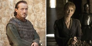 Bronn and Cersei - Game of Thrones