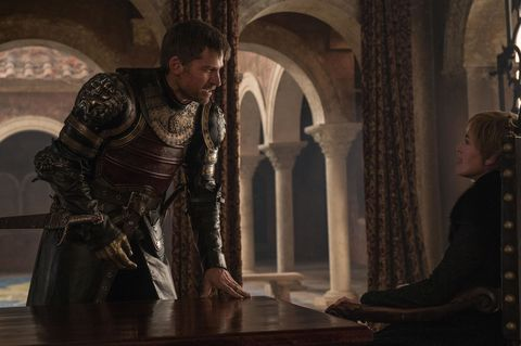 Game Of Thrones Season 7 Episode 8 'The Dragon And The Wolf