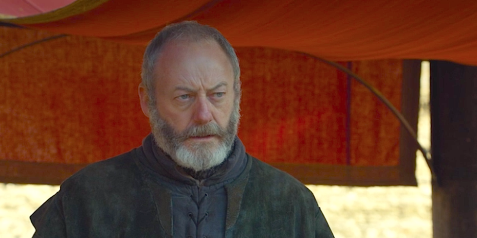 Liam Cunningham Discusses The Key Line You Might Have Missed In The 'Game of Thrones' Finale