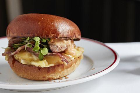 The secret burger Joe Allen