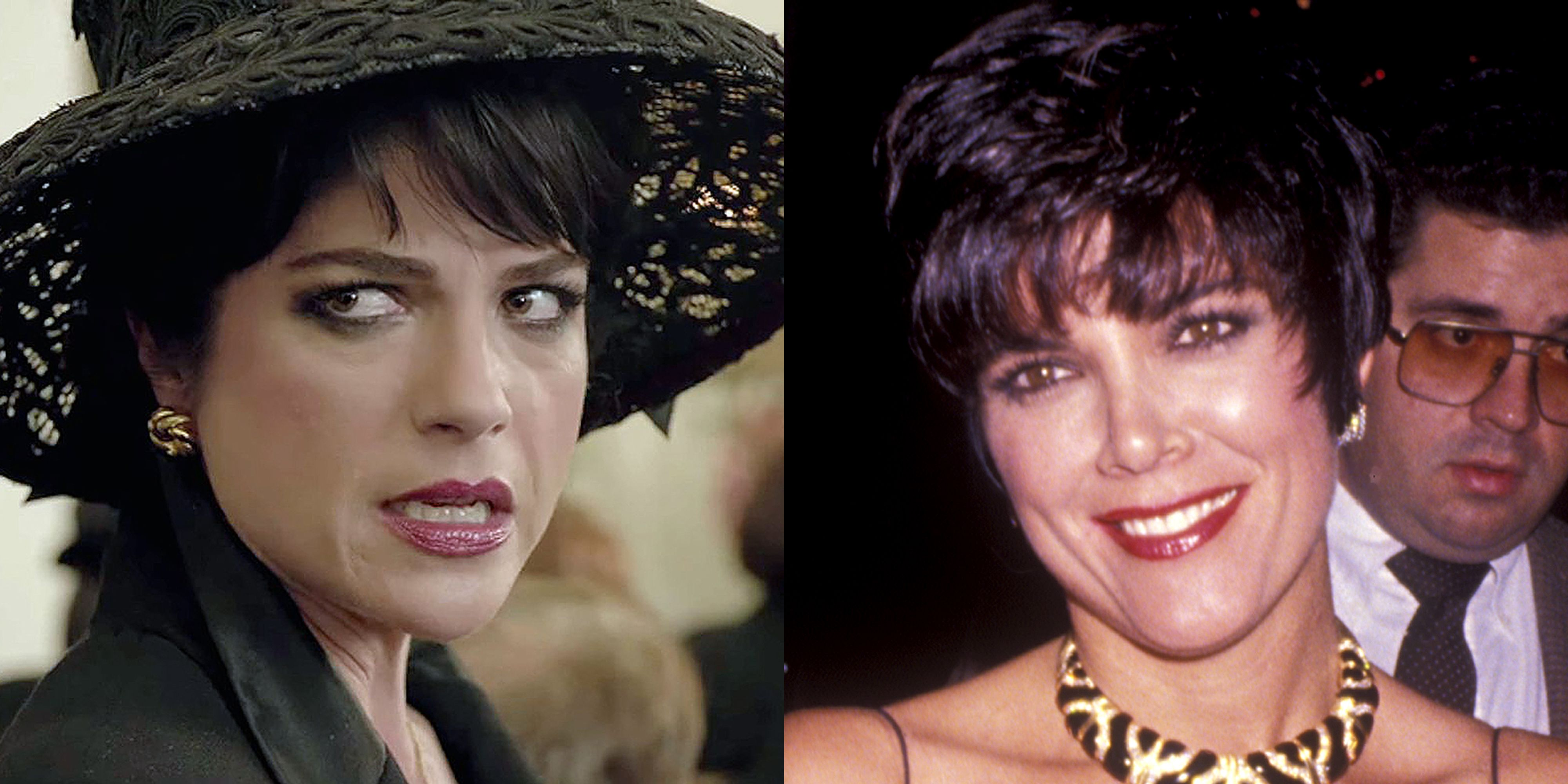 """<p>Blair <a href=""""http://www.marieclaire.com/celebrity/news/a17284/selma-blair-kris-jenner-american-crime-trailer/"""" target=""""_blank"""" data-tracking-id=""""recirc-text-link"""">played Jenner</a> as her pre-<em data-redactor-tag=""""em"""">Keeping Up with the Kardashians </em>self in <em data-redactor-tag=""""em"""">The People v. O. J. Simpson: American Crime Story</em>. <span class=""""redactor-invisible-space"""" data-verified=""""redactor"""" data-redactor-tag=""""span"""" data-redactor-class=""""redactor-invisible-space""""></span></p>"""