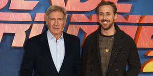 Harrison Ford, Ryan Gosling at Blade Runner 2049 premiere