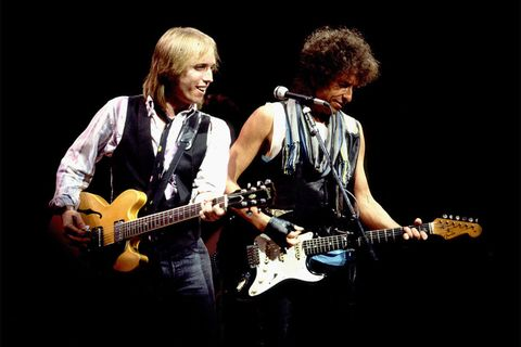 Tom Petty, Bob Dylan