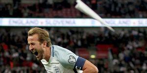 England fan paper plane Wembley