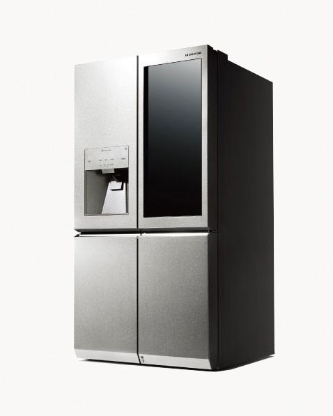 LG Signature InstaView Door-in-Door Refrigerator
