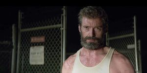 Hugh Jackman Wolverine Logan