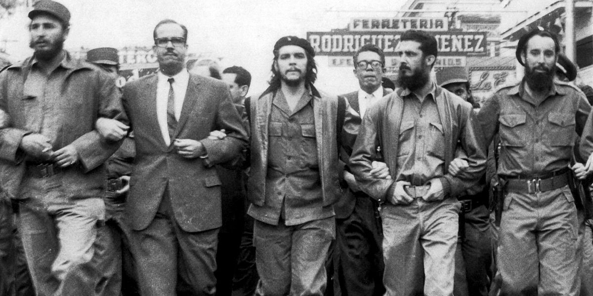 How Che Guevara's Face Became The Most Enduring Political Image Of All-Time