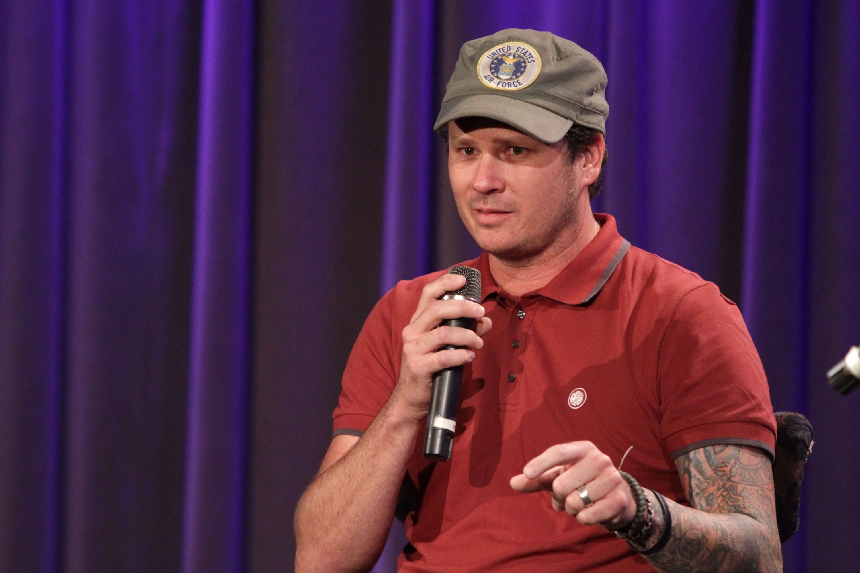 Tom DeLonge's New Company Is Trying To Prove That Aliens Exist