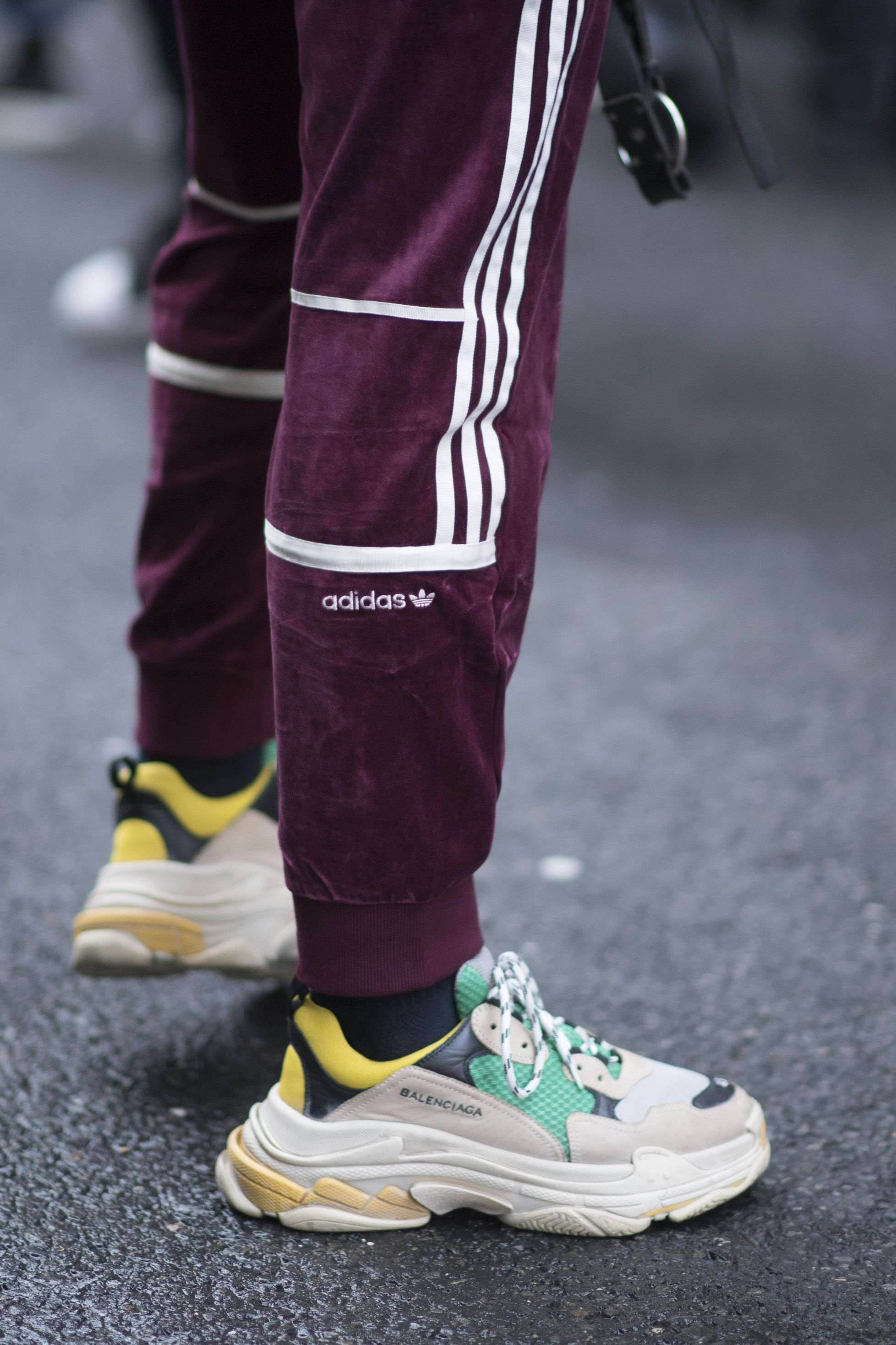 What Are 'Ugly Trainers'? The Sneaker Obsession That's Here