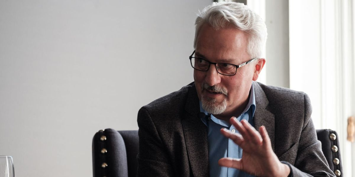 Alan Hollinghurst On The Books That Have Shaped His Life