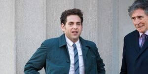 Jonah Hill filming for new movie Maniac, showing off weight loss