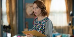 Ellie Kemper in Unbreakable Kimmy Schmidt, Season 3