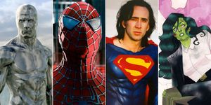 Comic book movies we will never see