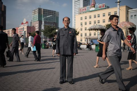 Getty Imagesed Jones Think Of North Korean