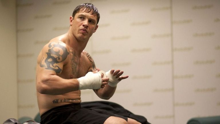 Tom Hardy Is Getting Into Beast Mode For His New Comic Book Film Esquire If you've seen Warrior, Bronson, The Dark Knight Rises, or pretty much anything Tom Hardy's been in outside of Locke, you know that the man is no stranger ...