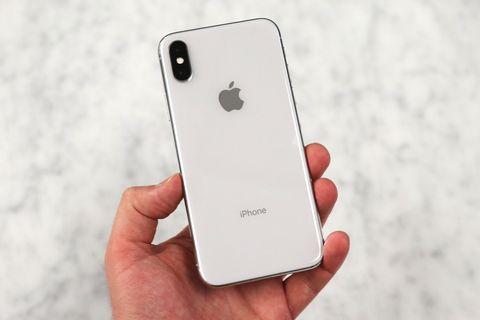 iPhone X Cameras