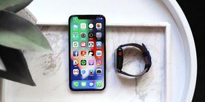 iPhone X promo