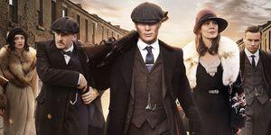'Peaky Blinders' series 4