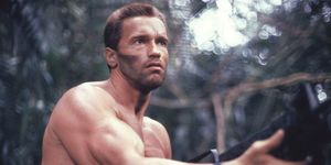Arnold Schwarzenegger in Predator