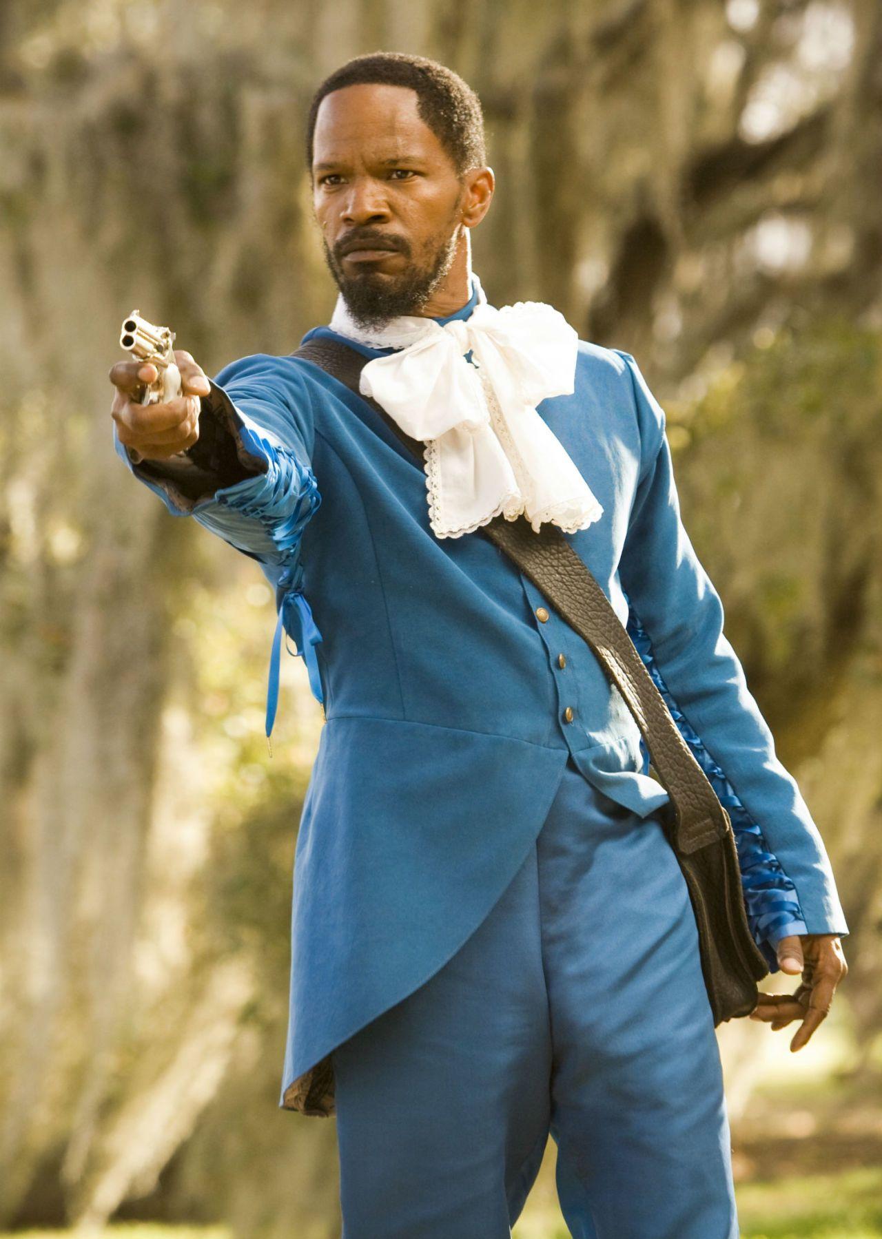 Quentin Tarantino To Make A Django Unchained/Zorro Crossover Film